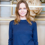 VOGUE独家专访设计师Stella McCartney