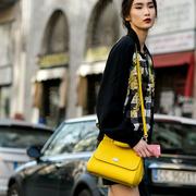 中国超模国际时装周街拍风采