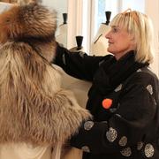 Saga Furs + BIFTTPARK 2016国际皮草流行趋势发布会