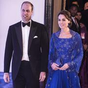凯特王妃出访印度,不仅有EQ,更有衣品!