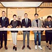 Brunello Cucinelli北京SKP男装店开幕及一楼Pop-up展览