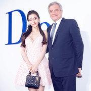 要逆天!Angelababy成Dior迪奥首位中国区品牌大使