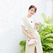 乔欣演绎 Longchamp「珑骧」2017七夕情人节系列限量手袋