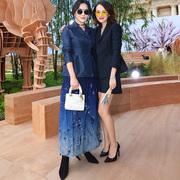 Angelababy、章子怡、刘嘉玲佩戴DIOR太阳眼镜出席高定大秀,尽展时尚气场