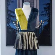 设计师李坤同名品牌ALICIA LEE 在巴黎时装周期间惊艳亮相!