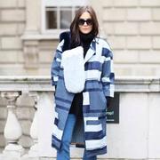 冬天的时髦 穿好一件皮草才重要
