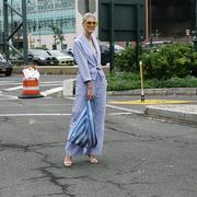 2019纽约春夏时装周街拍DAY6