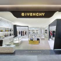 纪梵希北京新光天地女装及女士鞋履精品店盛装开业