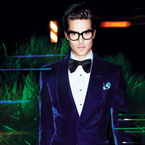 时尚史上十大最佳男模