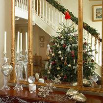 用金色家居裝飾點亮絕美圣誕季-家居