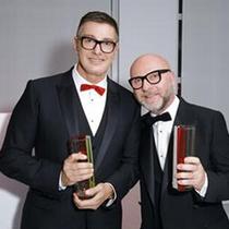 La Fondazione NY晚宴表彰Domenico Dolce、Stefano Gabbana与Baz Luhrmann