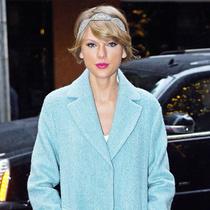 跟明星一起学习如何将大衣穿出彩-明星街拍