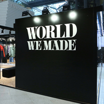 时装品牌「WORLD WE MADE」Pop-up Store 亮相北京芳草地