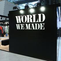 时装品牌「WORLD WE MADE」Pop-up Store 亮相北京芳草地