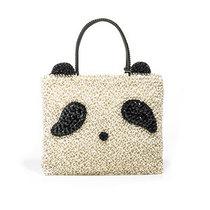 ANTEPRIMA为国宝熊猫度身订造Panda Wirebag系列