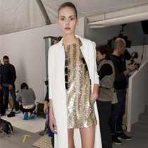 Christian Dior 2015春夏高定后台揭秘