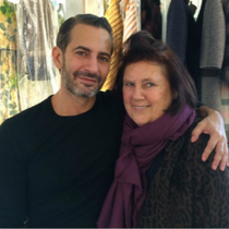 Marc Jacobs:心中的Vreeland