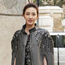 贝嫂、凯特摩丝、王丽坤领衔,时装周明星前排最抢镜