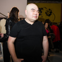 VOGUE时尚网专访设计师Andrew Gn