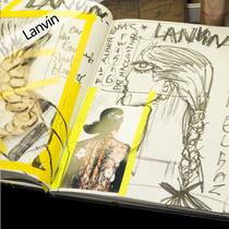 最接地气的秀场造型 Lanvin后台的造型秘诀