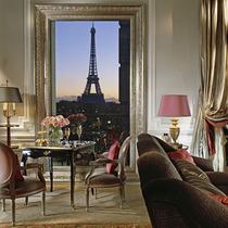 酒店窗外美景 旅行时的惬意天堂