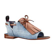 2015春夏鞋包趋势之轻松单宁