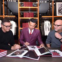 Dolce&Gabbana 与林丹合作特辑