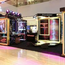 YSL圣罗兰将美妆时尚融入尖端科技 潮流派对盛大举行