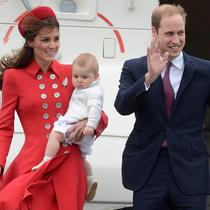 英国新王室宝宝二三事
