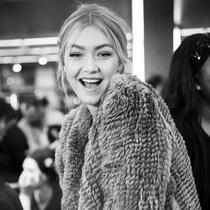 新生代超模Gigi Hadid