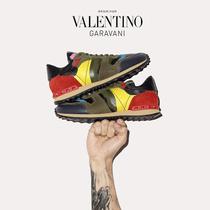 VALENTINO庆祝上海全新男装店开幕 限时迷彩展览登陆上海