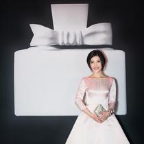 迪奥小姐艺术展 杨子姗与VOGUE畅谈香水、鲜花与艺术品