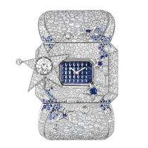 高级珠宝腕表中的手镯风情