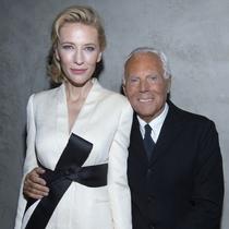 Giorgio Armani举办盛大时装秀及Armani/Silos开幕 庆祝品牌诞生40周年