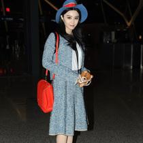 红毯结束了 那么明星抵达戛纳机场时穿了什么