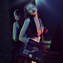 Rihanna代言Dior 《秘密花园IV》广告大片揭晓