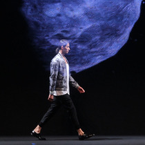 PEACEBIRD MEN 带您星际遨游 2015 A/W 3D全息Fashion Show