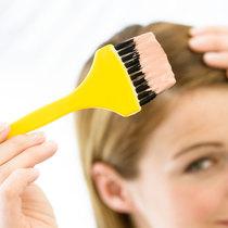 5个步骤帮助你保持发色