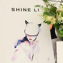 SHINE LI帽饰品牌北京老佛爷百货店闪耀开幕