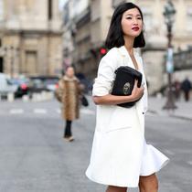 街拍告诉你 亚洲女生如何演绎欧美风格