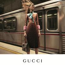 以当代精神为创作构思 Gucci欣然发布2015秋冬广告大片