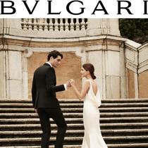 BVLGARI宝格丽 Bridal系列——罗马爱情故事