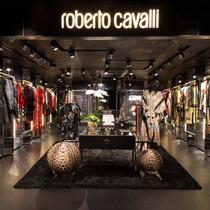 Roberto Cavalli香港第三家专门店开幕