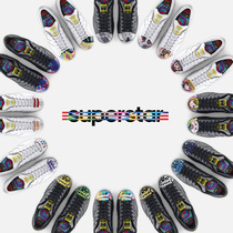 Pharrell Williams携2015秋冬Supershell鞋履系列华丽归来