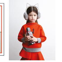 Mini – me  最吸睛的男女童装系列 捕抓本季度最引人注意的童装系列