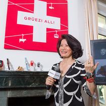 GRÜ EZI ALL! 庆祝瑞士国庆 斯沃琪2015 秋冬系列全新上市