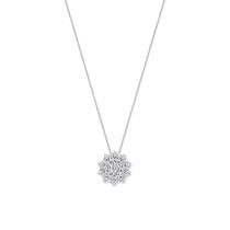 『钻石之王』海瑞温斯顿全新芙蓉錦簇Lotus Cluster珠宝系列清丽登场
