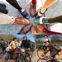 Clarks 2015年秋冬全新布洛克雕花皮鞋