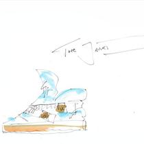 GIUSEPPE ZANOTTI DESIGN为JANET JACKSON演唱会设计鞋款