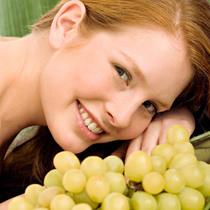 葡萄断食排毒法 法国女人减肥就靠它